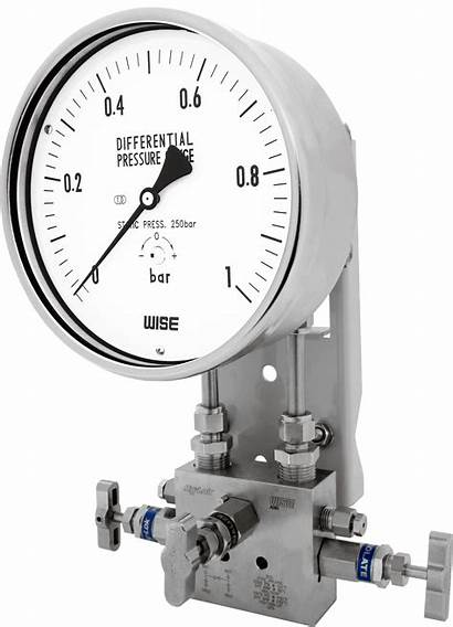 P620 Pressure Gauge Differential Wise P630 Intended