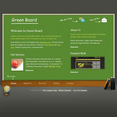 free css templates free css website templates