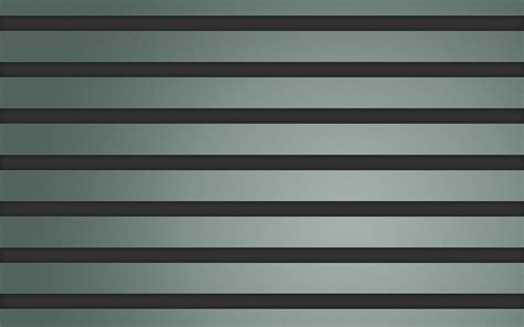 Gray Horizontal Striped Wallpaper