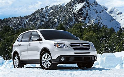 subaru tribeca photo gallery motortrend