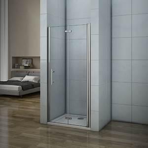 Porte De Douche Pliante : porte de douche 187cm aica porte de douche pivotante et ~ Melissatoandfro.com Idées de Décoration