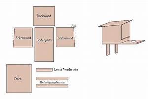 Großes Vogelhaus Selber Bauen : vogelhaus bauanleitung bauplan ~ Orissabook.com Haus und Dekorationen