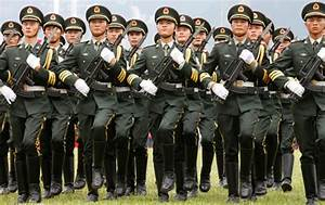 Opinions on People's Liberation Army