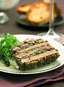 Terrine Foie De Volaille Et Porc : recette terrine de lentilles au foie gras et au petit sal ~ Farleysfitness.com Idées de Décoration