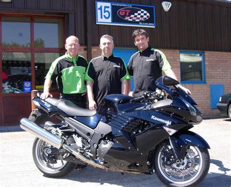 Kawasaki Motorcycle Dealership by Mid Wales Gets New Kawasaki Dealership Mcn