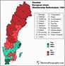 Sweden. European Union Membership Referendum, 1994 ...
