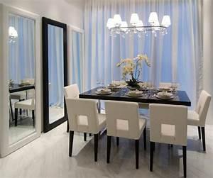 Rideaux Salle à Manger : voici la salle manger contemporaine en 62 photos ~ Dailycaller-alerts.com Idées de Décoration