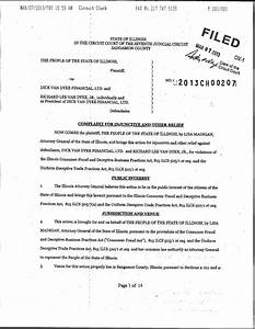 the gallery for gt legal complaint template With legal answer template