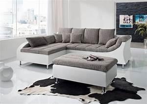 Idees de canape meridienne la fonctionnalite est a la mode for Tapis design avec jeté de canapé bz