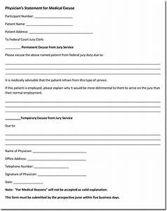 Doctors Excuse Pdf Doctor 39 S Note Templates 28 Blank Formats To Create