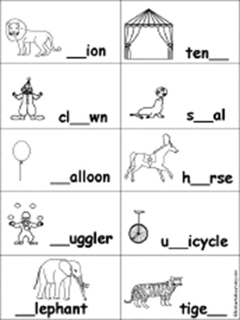 Circus Word Search  Word Search, Worksheets And Second Grade