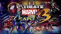 ULTIMATE MARVEL VS. CAPCOM 3 PC GamePlay - YouTube