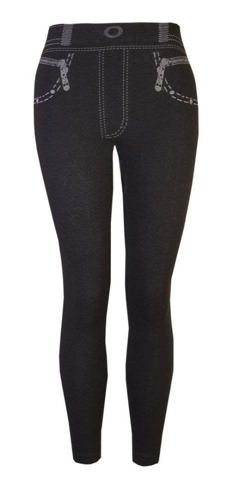 thick fleece lined jeggings
