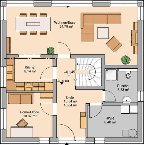 Einfamilienhaus Kueche Mit Platz Fuer 12 Personen by Stadtvillen Haus In 2019 Haus Kern Haus Und Stadtvilla