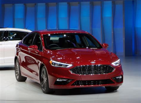 2019 Ford Fusion Sport Specs And Review  2019 Ford Fusion