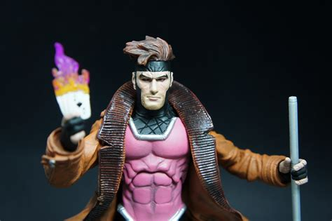 Marvel Select Gambit Part 2