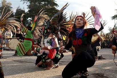Indigenous Ceremony Sunrise Alcatraz Sfbay Hundreds Celebrate