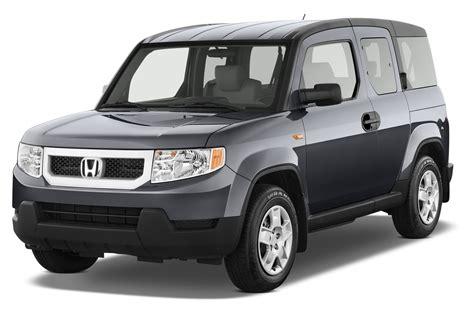2010 Honda Element Gets Recalled For Manual Transmission
