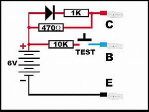simple transistor tester youtube With transistor tester
