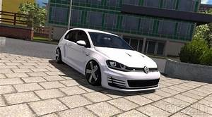 Golf R Line : volkswagen golf 7 r line ets 2 mods ~ Maxctalentgroup.com Avis de Voitures