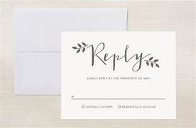 Ways To Word Your RSVP Card Rustic Wedding Chic Wedding Rsvp Date Notices Wedding Invitations Wedding RSVPs And Wedding Websites Download By Size Handphone Tablet Desktop Original Size
