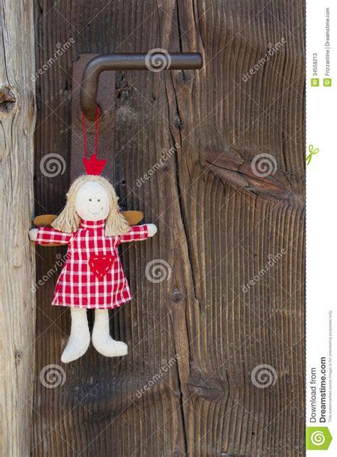 crown angel hanging  door handle  christmas