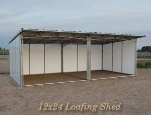 loafing shed kits missouri metal loafing shed oklahoma
