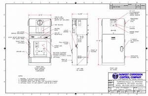 Ornamental Rectifier Housing  Model Powerhouseplus  Ul