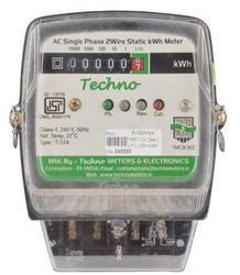 single phase electronic energy meter at best price in india