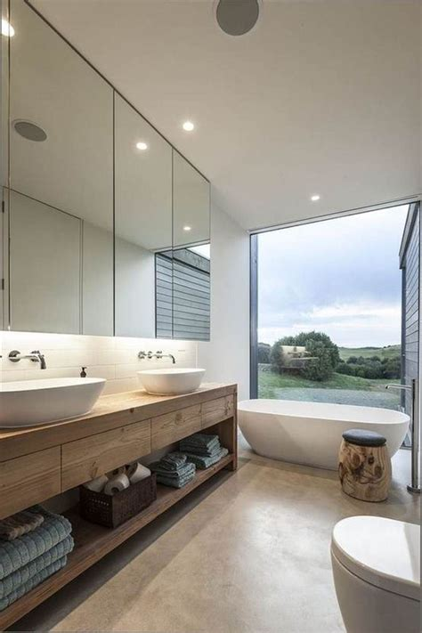 small modern bathrooms homebound pinterest