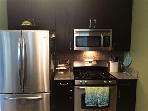 Hometalk Gel Staining Kitchen Cabinets