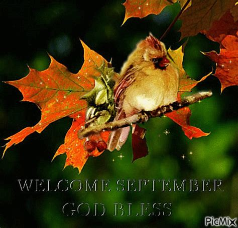 Welcome September God Bless Pictures, Photos, and Images for Facebook, Tumblr, Pinterest, and ...