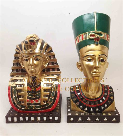 Nefertiti Egyptian Ebay Ancient Egypt Pinterest