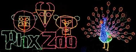 brookfield zoo lights 2017 phoenix zoo lights 2018 hours dates coupons awesome