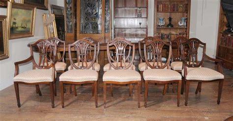 mahogany dining table chairs victorian extender sheraton