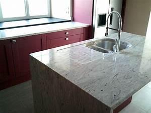 Plan De Travail Granit : granit plan de travail cuisine cuisine plan de travail ~ Dailycaller-alerts.com Idées de Décoration