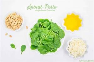 Spinat Als Salat : spinat pesto mit ger steten erdn ssen schnin 39 s kitchen ~ Orissabook.com Haus und Dekorationen