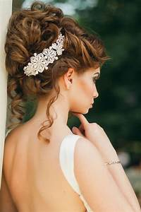 Gorgeous Hairstyles looks for Modern Brides HairzStyle Com : HairzStyle
