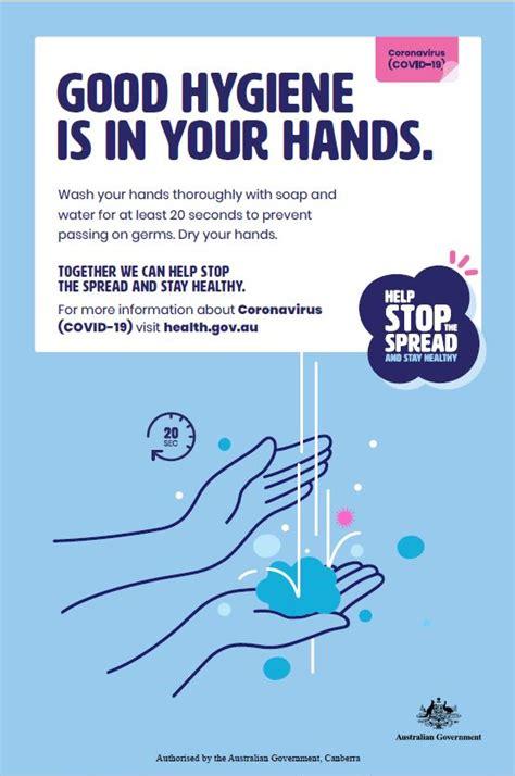 coronavirus covid  print ads good hygiene