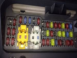 Fuse Box Jeep Liberty 2003