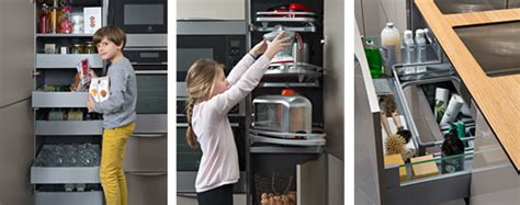 amenagement tiroir cuisine cuisine sur mesure les solutions pratiques pour