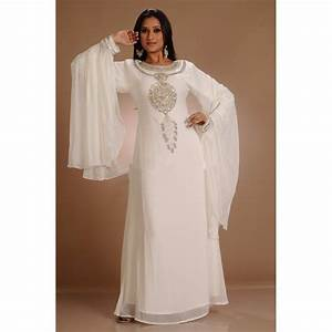 white muslims promotion shop for promotional white muslims With robe dubai vente