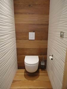 Deco Pour Wc : wc suspendu espaces de la maison en 2018 ~ Teatrodelosmanantiales.com Idées de Décoration