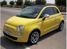 Second hand Fiat 500 Cabriolet for sale San Javier