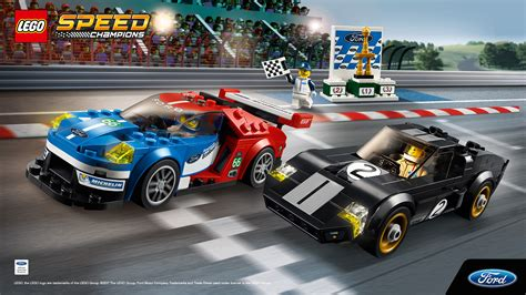 ford gt   ford gt plakaty lego speed