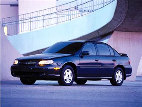 2001 Chevrolet Malibu  Pricing, Ratings & Reviews