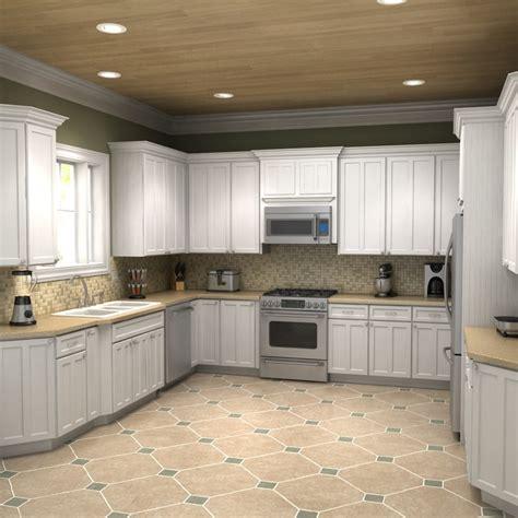 3d Max Kitchen Scene