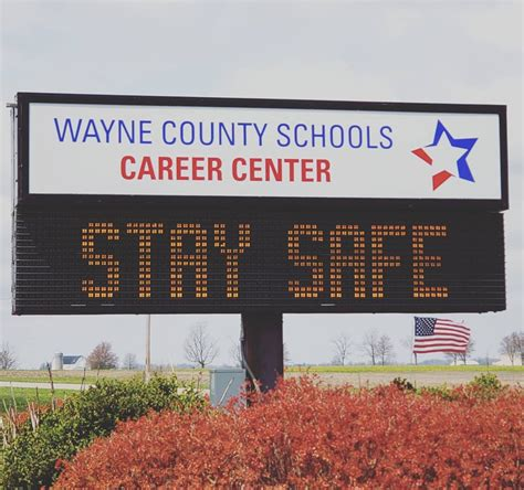 wayne career schools county center