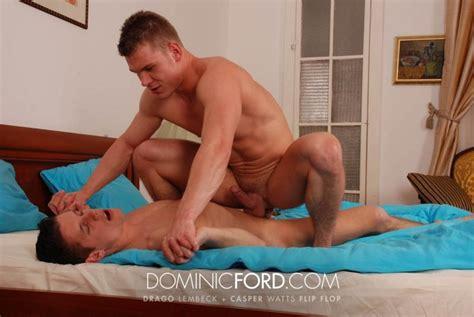 Drago Lembeck And Casper Watts Flip Fuck Dominic Ford