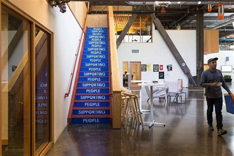 Here's What Makes Facebook's HQ Design and Workplace So